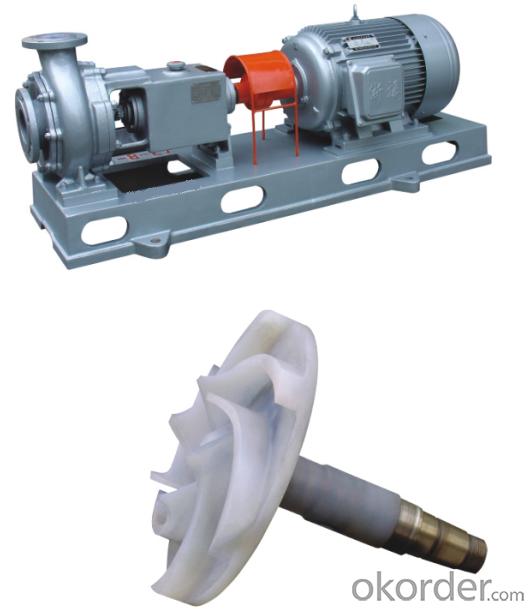 IFK Series F46, PFA Plastic pump(JB/T8688)