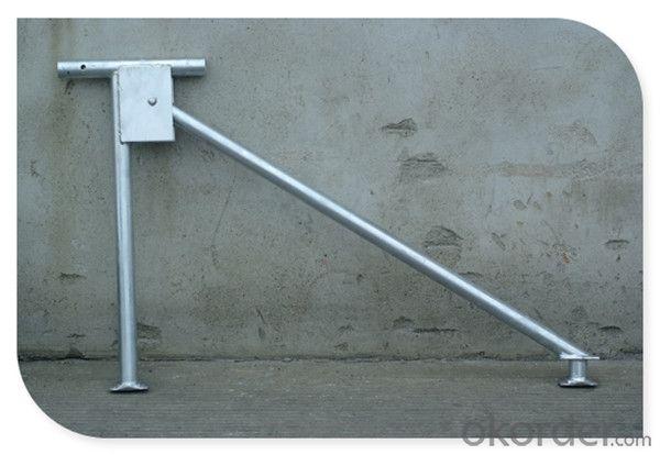 Cuplock Ring Lock Frame Scaffolding System CNBM