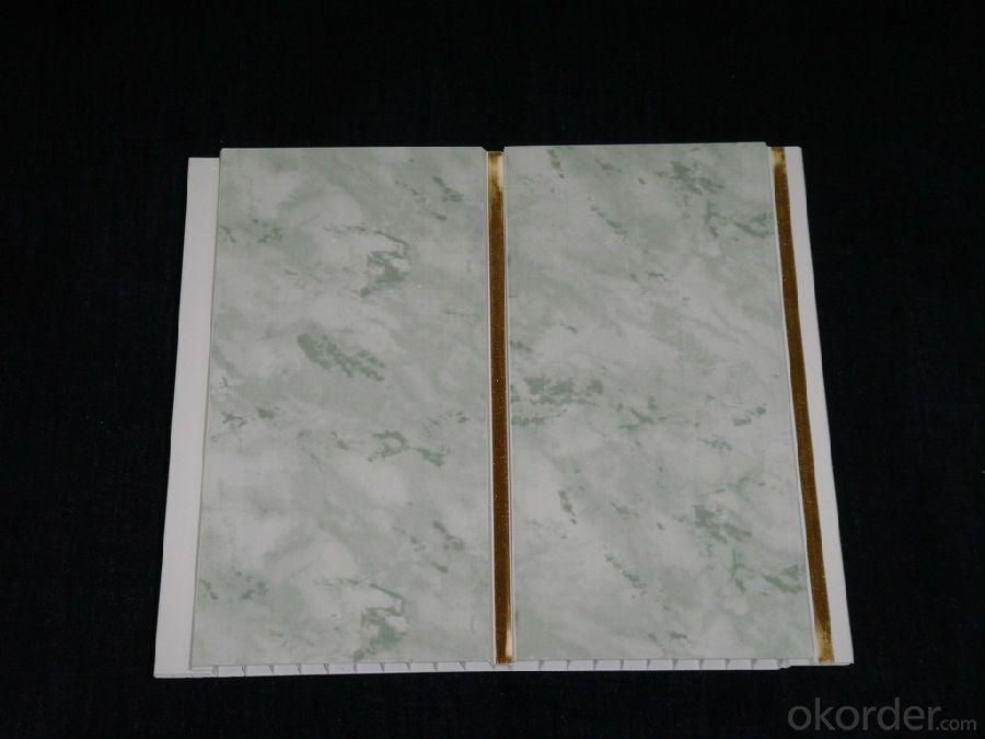 PVC Gypsum Ceiling/Pvc Laminated Gypsum ceiling Board