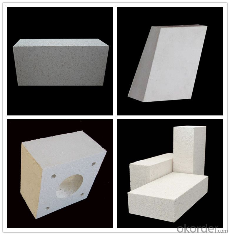 Factory Suppier Standard Silicon Brick Silica Fire Block