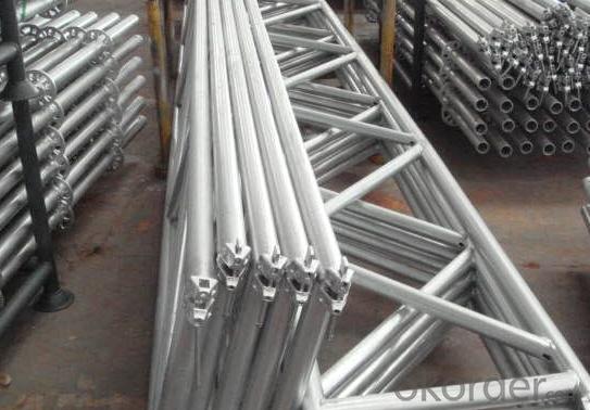 Aluminium Indoor Scaffolding Tower System CNBM