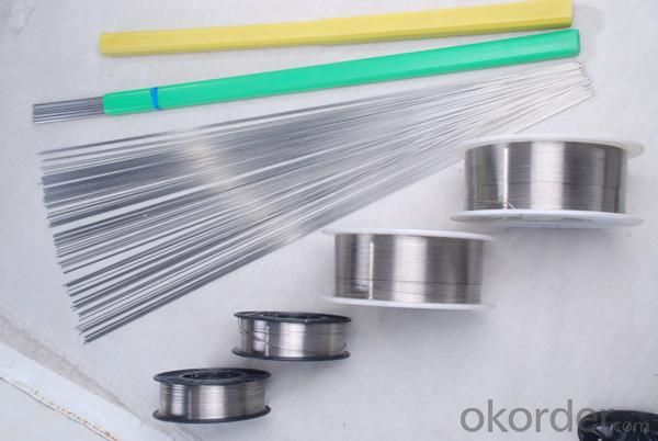 Aluminum TIG Welding WireTig Rod for Buidling
