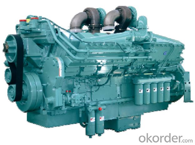 Cummins Engine Diesel Generator Defeng Alternator Smartgen or DSE System Low-noise 100kw