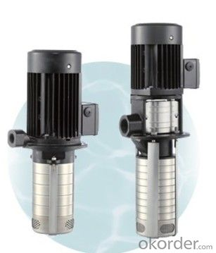 CDLK/CDLKF Immersion Multistage Water Centrifugal Pumps