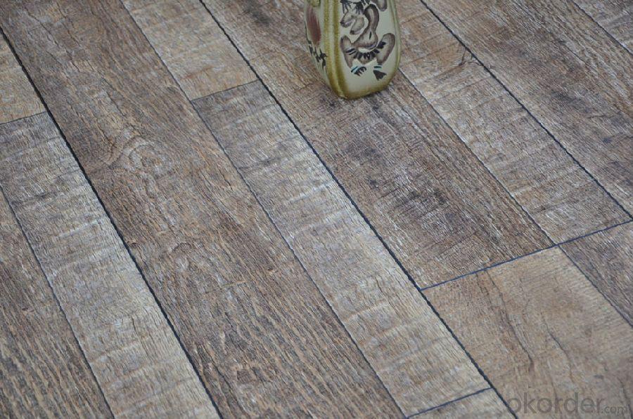 Laminate Flooring 8mm Export to Europe MDF Flooring