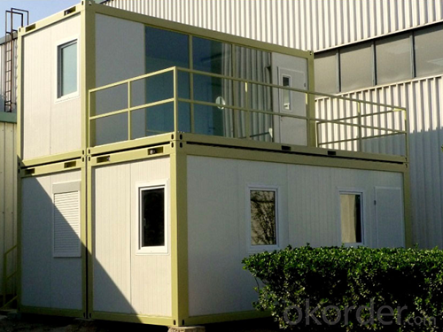 Moudular Container House with Good Priece Made in China