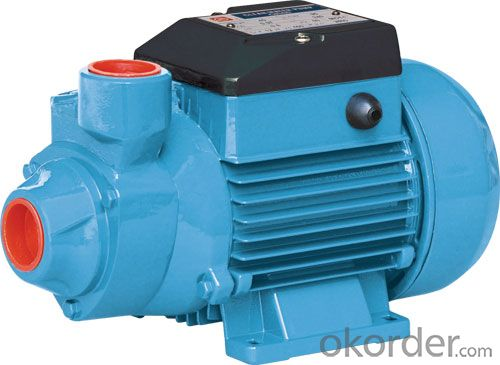 QB Series Peripheral Pumps with Brass Impeller