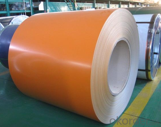 Color Coated  Galvanized Steel Coils/Sheets from China CNBM