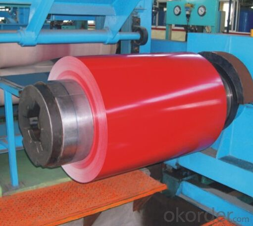 Prepainted Galvanized Steel Coil  PPGI Galvanized Steel in Coils