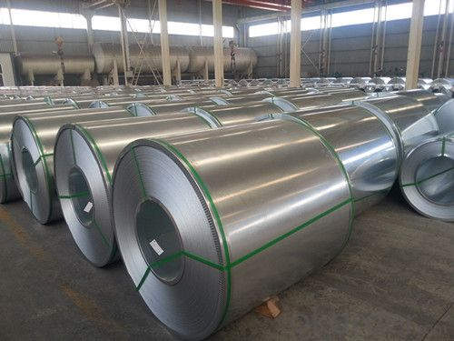 Hot-dipped Galvanized Steel Coils/Sheets from China CNBM