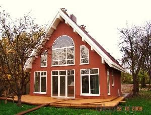 SIP Prefabricated  Wooden House Made in China