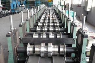 Auto Steel Profiles Cold Roll Forming Machine