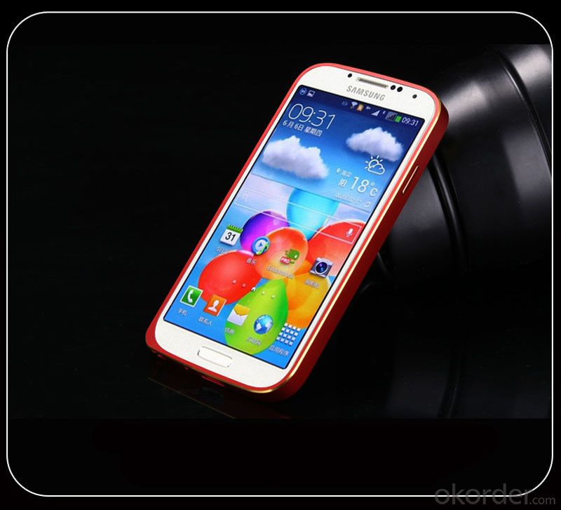 Excellent Quality Animal Genuine Leather Case for Samsung Galaxy S4