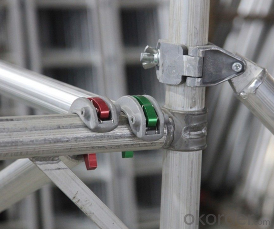 Steel Faslework Frame Scaffolding Scaffold Plank CNBM