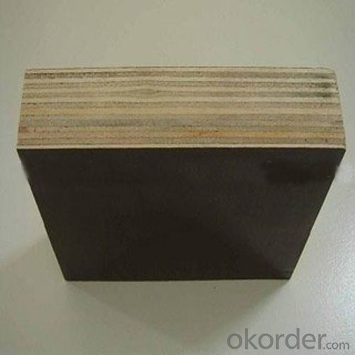 9-35mm Film Faced Plywood with Brown and Black