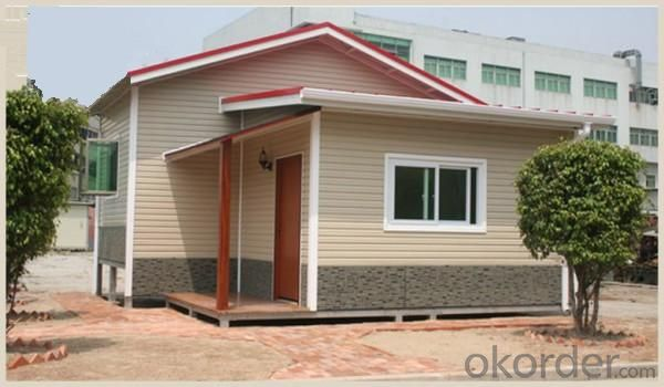 Light Steel Sandwich Panel Mobile House/Portable House Made In China