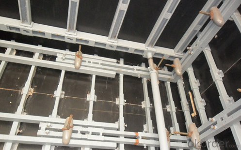 Aluminum Scaffold Plank Deck in layher style CNBM