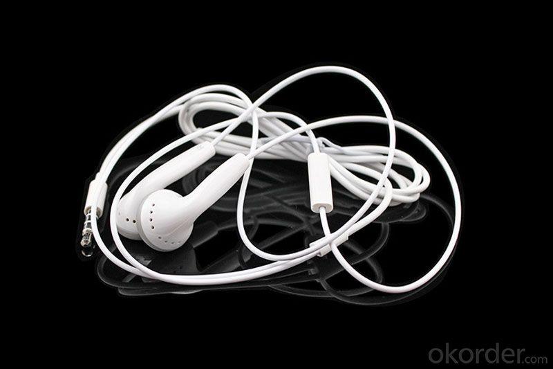 Latest Fashion in-Ear Headphone MP3 Earphone for Mobile MP3/MP4