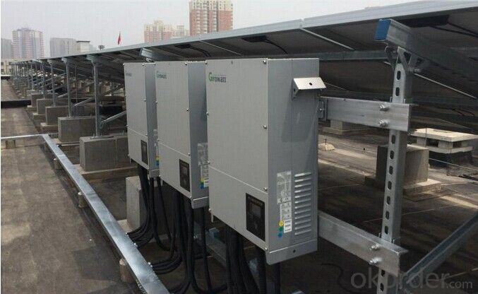 Central Grid Connected Solar Inverter CP 250kw