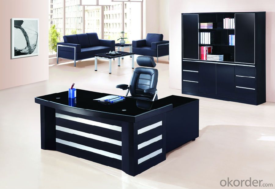 Office Furniture Commerical Desk/Table Solid Wood CMAX-BG029