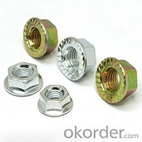 Small Size Hex Nut CustomizationFactory Supply High Strength