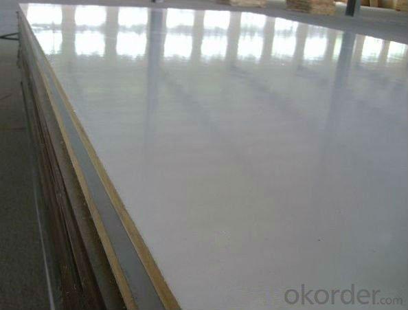 Overlay Plywood Board Fashion Design Furniture Grade