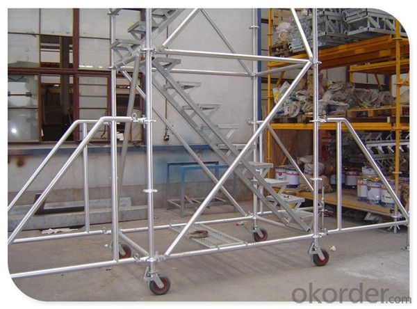 Africa Steel Kwikstage Scaffolding System CNBM