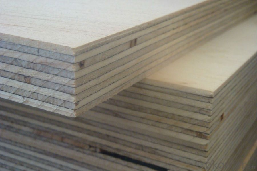Bintangor Plywood/Okoume Plywood for Furniture