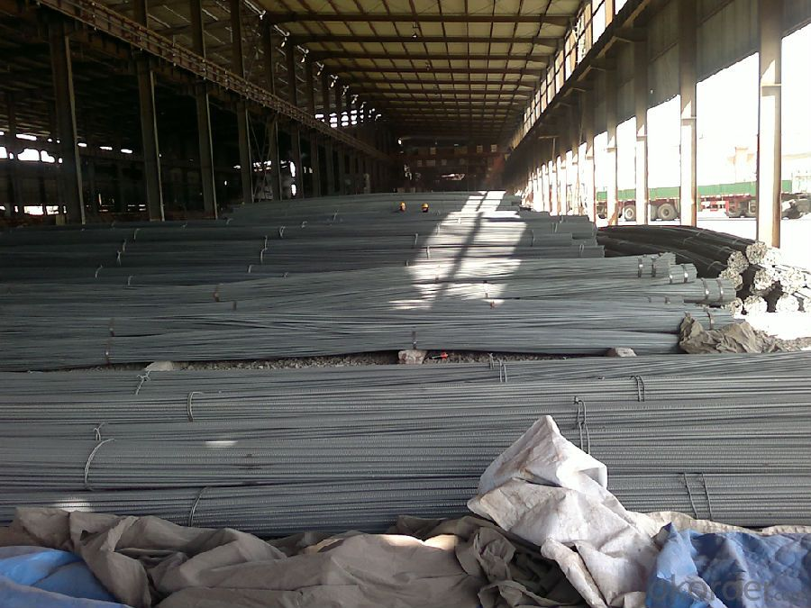 Hot Rolled BS4449 Standard Deformed Steel Rebars for Construction