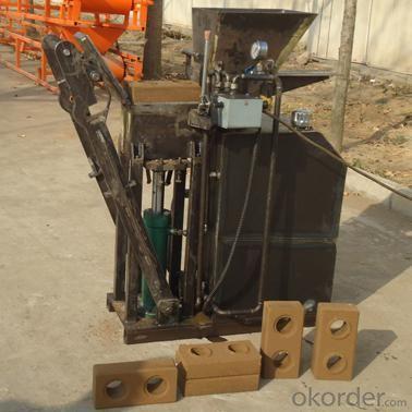 Interlocking Block Machine Hydraulic Semi Automatic SY1-25