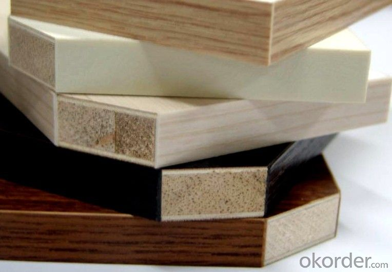Melamine Faced Block Board for Furniture and Decoration use