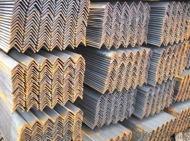 JISG3192 galvanized angle steel for construction