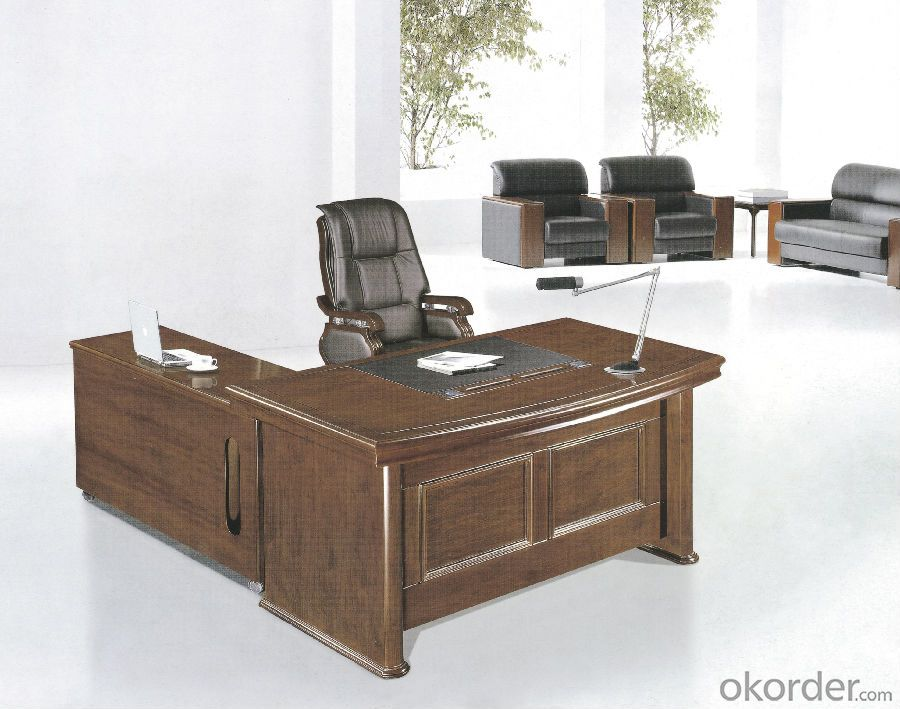 Office Furniture Commerical Desk/Table Solid Wood CMAX-BG026