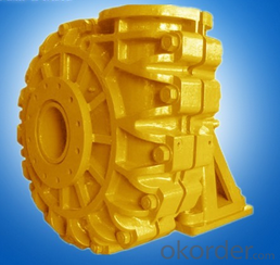 High Chrome Anti-abrasive Slurry Centrifugal Pump