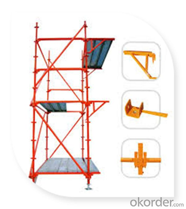 Kwikstage Scaffolding System for Building Construction Project CNBM
