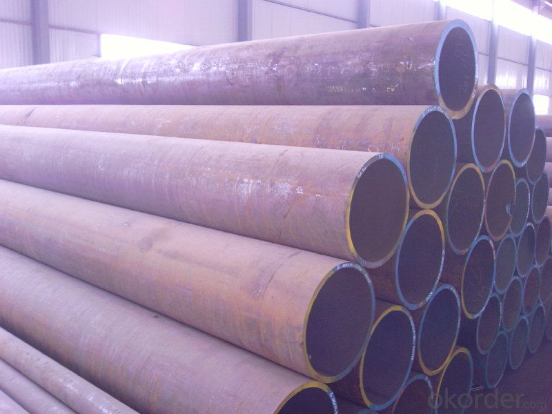 API GRADE B CARBON STEEL SEAMLESS PIPES