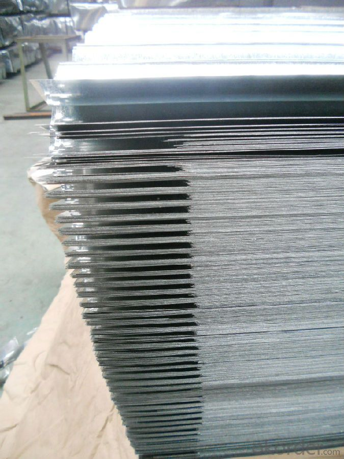 Corrugated-Hot Dipped Galvanized Steel-Sheet