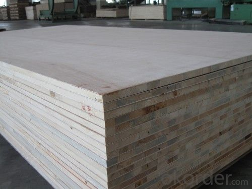 Block Board for Furniture and Decoration use