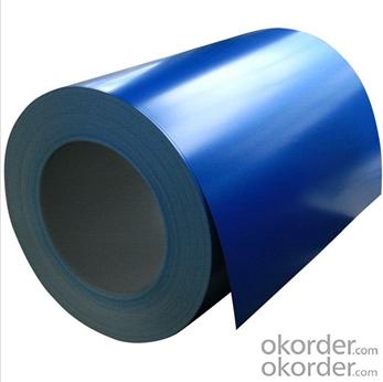 Prepainted Aluminum Coils Color Coated Aluminum Coil