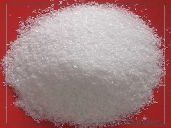 Anionic Polyacrylamide in Sugar  Industry