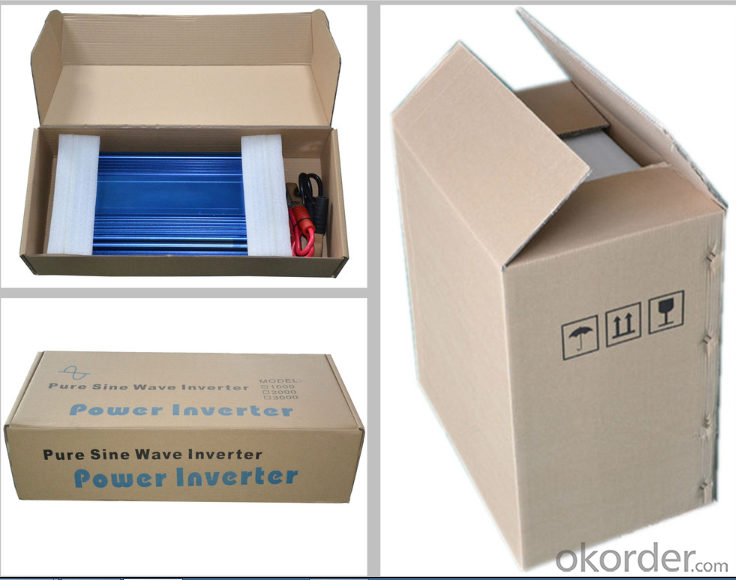 Solar Inverter TY-HI2000 High Efficiency 2000 Watt 220V Inverter
