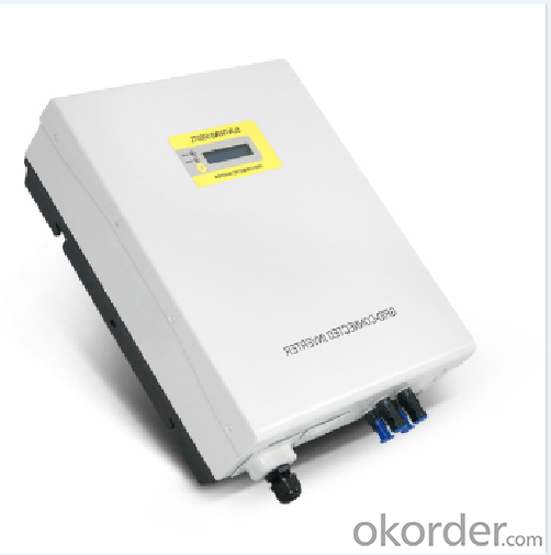 Solar On-Grid Inverter 5kw 2MPPTs 5000TL
