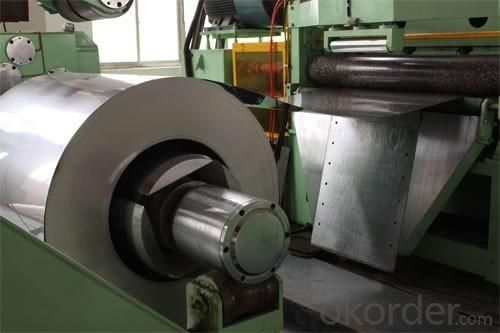 Cold Rolled Steel Coil JIS G 3302 -Chinese Best Every Size
