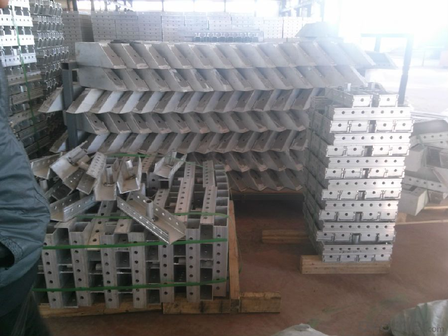 Hot Sale Factory Price Aluminum Alloy Concrete Panel Formwork