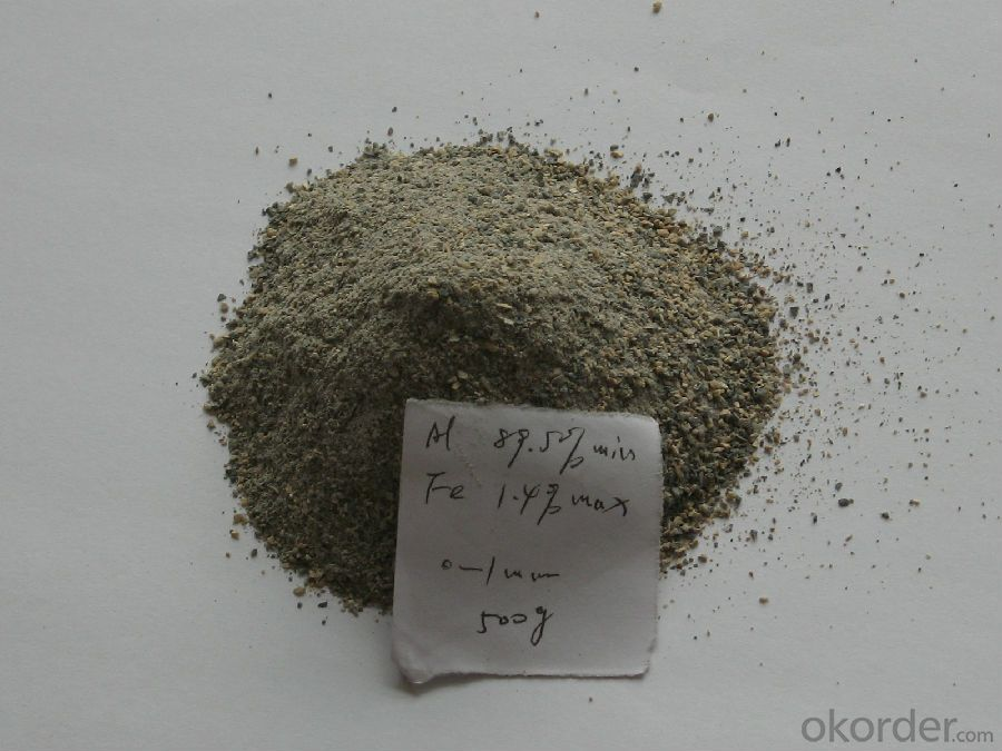 85% Alumina 200 Mesh Calcined Bauxite with Low Price
