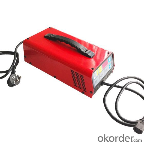900W Smart Lithium-ion Battery Charger for car