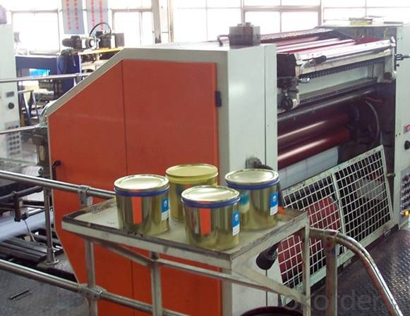 Printed and Coated TFS for Metal Printing