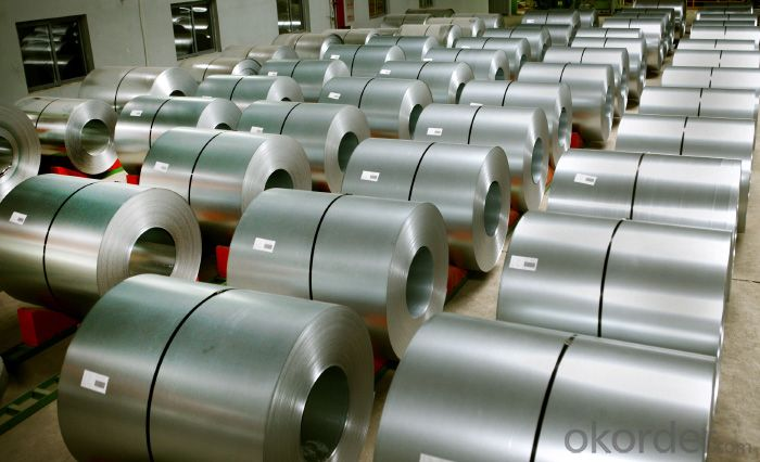 Hot Dipped Galvanized Steel Coils with antifinger  CNBM