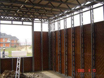 Prefabricated House with Prefab Home From China
