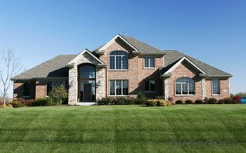 Prefab Light Steel Fram House with High Quality